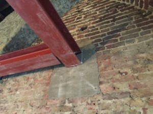 Party Wall beams