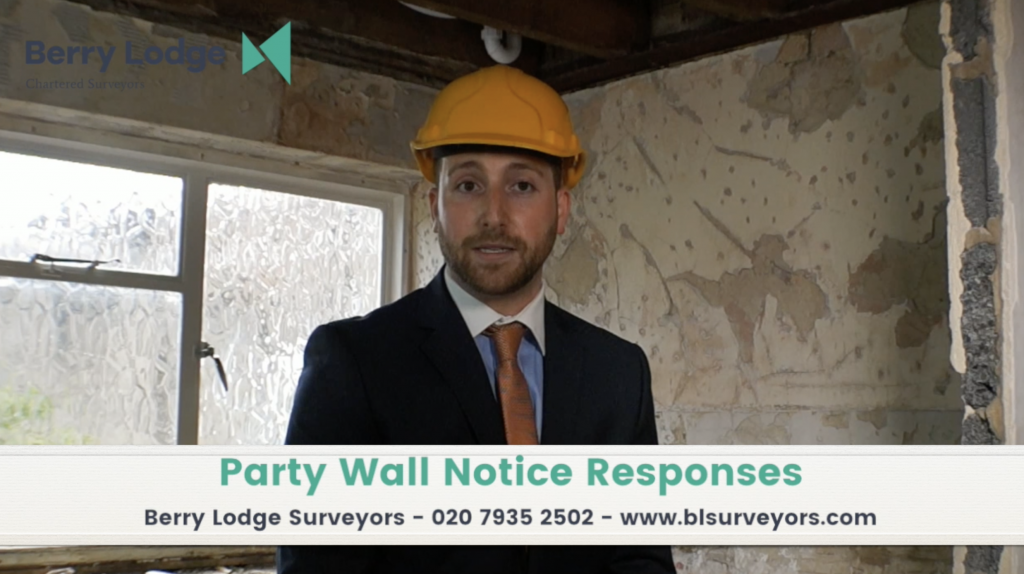 Party wall surveyors london party wall agreement experts for Party wall agreement