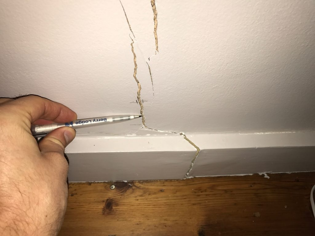 Party Wall Damage
