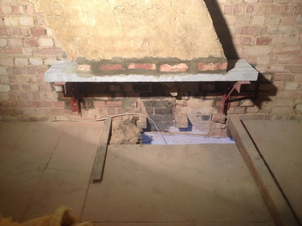 How to remove a chimney - In This Blog Post I Will Be Addressing One Of The Most Common Forms Of Party Wall Work That Takes Place Within The London Area Chimney Breast Removal