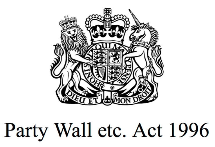 The Party Wall etc Act 1996