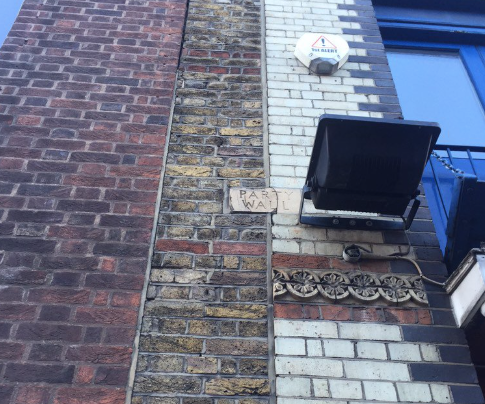 Party Wall Works